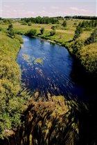 Издалека долго, течёт река...но не Волга...
