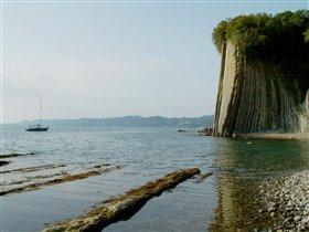 Море ,скалы