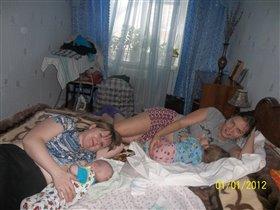 Какое счастье, кормить грудью своего малыша!!!