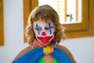 Мой грустный клоун