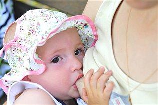 Мамино молочко - самое вкусное!
