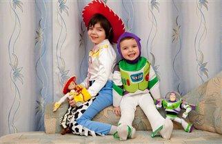 Buzz & Jessie