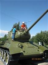 Буду танкистом