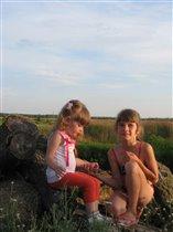 Саша и Софийка