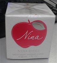 Продаю Ricci NINA красное яблоко 30ml