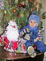 Андрей и Дед Мороз