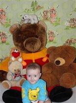 Мои любимые медвежата =)