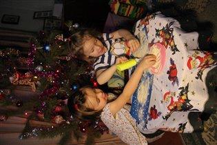 Делаем новогоднюю поделку