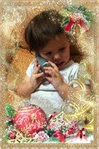 Перед новым годом позвоню ка я бабуле)