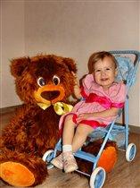 Олеся и медведь
