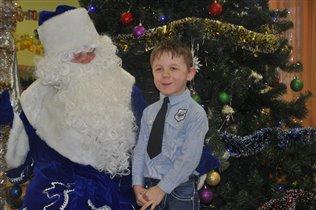 Денис и Дед Мороз