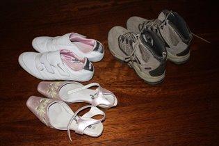 Обувь для девочки 36-37 рр.