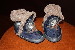 Обувь для малыша 12-18 мес.