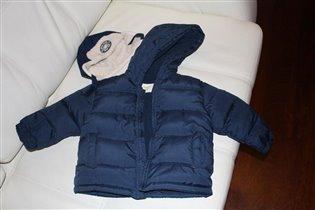 Куртка Crazy8 на мальчика 2\3 года