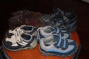 Обувь для мальчика р-р 22-24