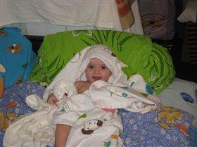 Маленькая шалунья)))