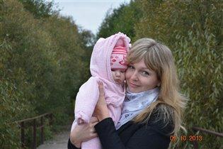 Счастье быть мамой!