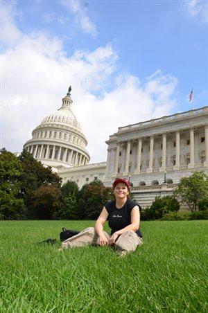 Вашингтон октябрь 2013