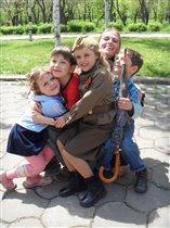 Мама Наташа и День Победы