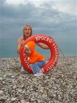 Юные спасатели на море