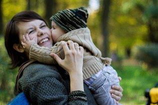 Маленькие рученки большого счастья)))))