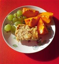Запеканка с фруктами