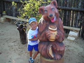 любимый медвежонок!