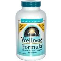 Source Naturals, Wellness Formula, Herbal Defense
