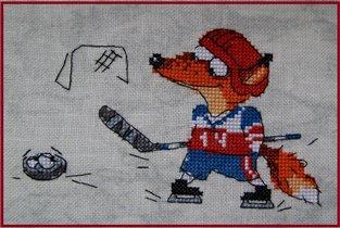 Риолис 'Хоккей'