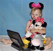 Мой любимый мультик 'Микки Маус и его друзья'