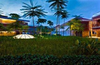 Сингапур, остров Сентоза: для искателей приключений