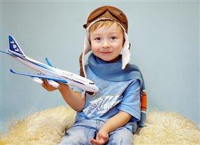 Первым делом - самолеты!