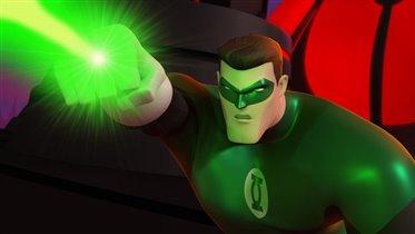 Продолжение мультсериала 'Зеленый фонарь' на Cartoon Network