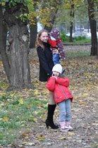 Осенняя прогулка!