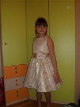 платье из закупки