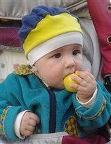 Обожаю яблочки!