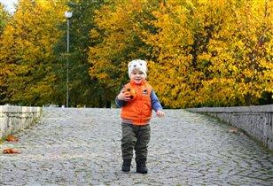 спортивная осень!