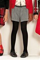 твидовые шорты для девочки (рост 134)