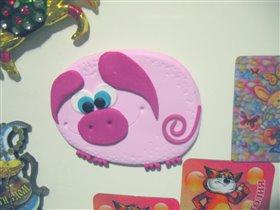 Свинка от Илларии
