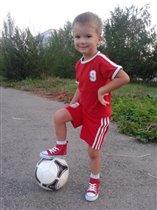 Мой маленький футболист