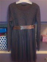 Платье Sisley 7-8 лет