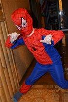А вот и я человек-паук!
