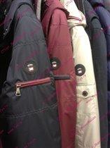 Мужская куртка Steinberg 46, бордо