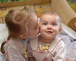 Вот это поцелуйчик!!!