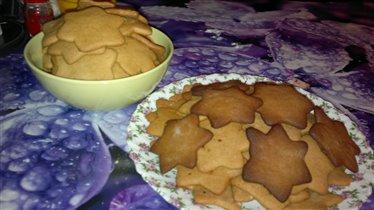 Имбирное печенье по рецепту Fire