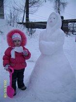 Снежная дама