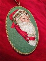 Санта из JCS Christmas Ornaments