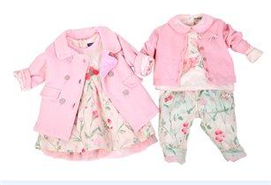 Новая коллекция одежды для новорожденных Gulliver baby