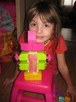Елочка из Лего