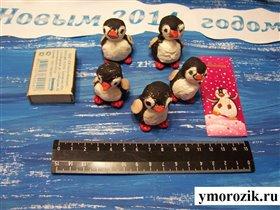 Пингвины из салфеток ymorozik.ru